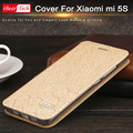 Xiaomi mi 5S case silicone capa de couro da aleta mofi xiaomi originais mi5s coque 5.15 polegada m5s xiomi 5S funda luxo de volta fino 5 s