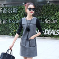 New  Winter Gilrs Ladies Slim Sweater A-Line Dress Casual Women Knitted Long Sleeve Office Dresses Long Bodycon Dress Vestidos
