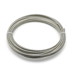 Lifting-Cable-Line Bare-Rope Steel-Wire 304-Stainless-Steel 5-Meter 1mm Rustproof 7--7