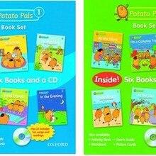 not cloth book   original English  p o t a to p a  l 12pcs/set