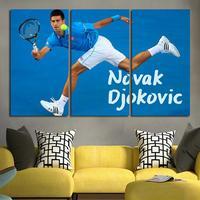 5d Diy Diamond Painting Novak Djokovic Playing Tennis Cross Stitch Rhinestones Embroidery Plastic CraftsFull Diamond Painting