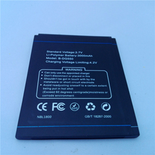 цена на Original Battery for DOOGEE DG550 Smartphone 2600mAh Li-Polymer Battery for DOOGEE Dagger DG550