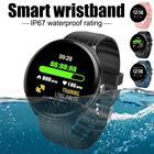 ★  B12 Smart Watch 1.3-дюймовый Сенсорный Экран Мужчины Женщина Мода Фитнес-Трекер Монитор Сердечного р ★