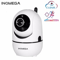 WOSHIJIA 720P Pan Tilt Security IP Camera WiFi Home Security CCTV Camera With Night Vision Two
