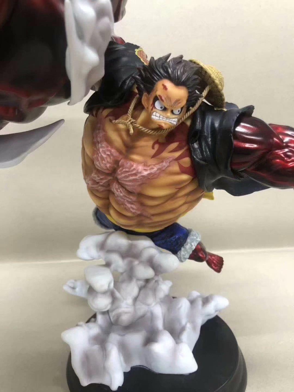 Anime One Piece Roronoa Zoro 28 cm Action Figure Statue Modell Spielzeug Neu
