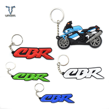 Sleutelhanger Motorfiets Rubber Accessoires Creatieve Persoonlijkheid Sleutelhanger Gesp Voor Honda Bmw S1200