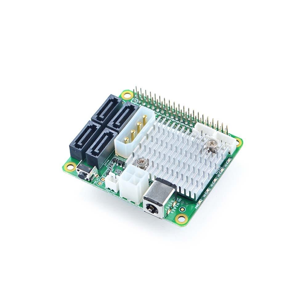 4x SATA HAT For NanoPi M4