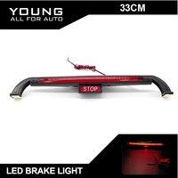 New 2015 New Arrival DC12V Vehicle Car Auto Fog Stop Tail Rear Brake Warning Light Lamp