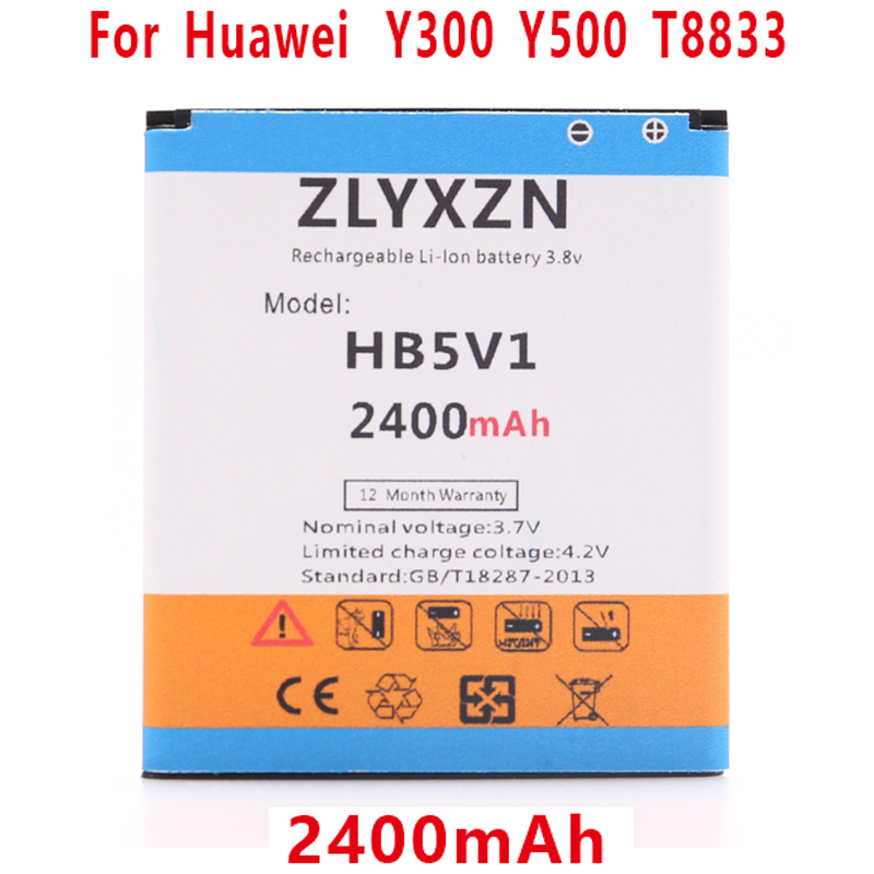 Mobile Phone Parts Hua Wei Hb5v1 Original Replacement Phone Battery For Huawei Y300 Y300c Y511 Y500 T8833 U8833 G350 Y535c Y516 Li-ion 1730mah Cellphones & Telecommunications