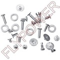 Screws Full Set Pack for iPhone 4s by free DHL, UPS or EMS ; 100% original; 100set/lot