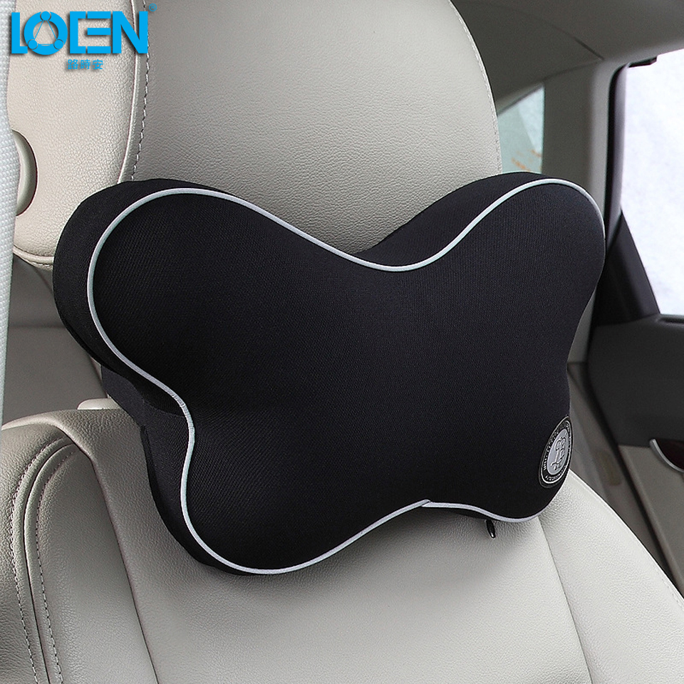 Quality Assurance Car Headrest Seat Cover Cushion