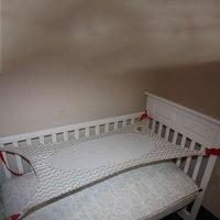 Kids Baby Healthy Development Crib Hammock Holder Elastic Tidy Toy 2017