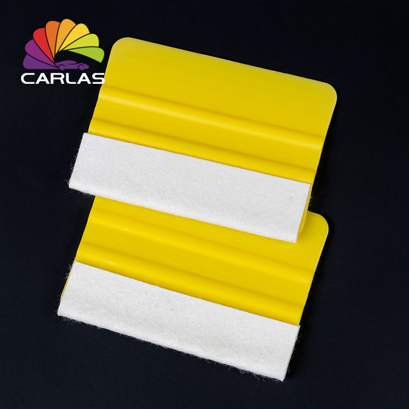 Carlas plastic car squeegee with high quality
