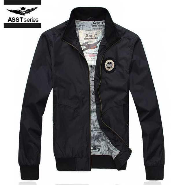 669728041c7af Importados-ropa para hombre chándal chaquetas marca invierno de los hombres  rompevientos abrigo de anarquía