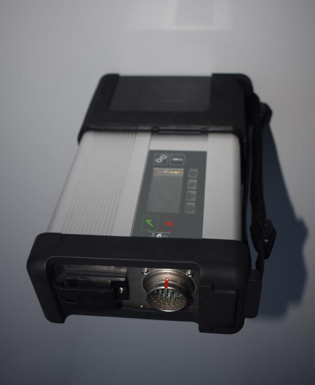 MB Star C5 sd connector met d630 PC SSD installeren nieuwste software klaar om multi taal wifi MB C5 auto diagnostic tool - 5