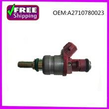 Высокое качество автозапчасти топлива форсунка oem A2710780023