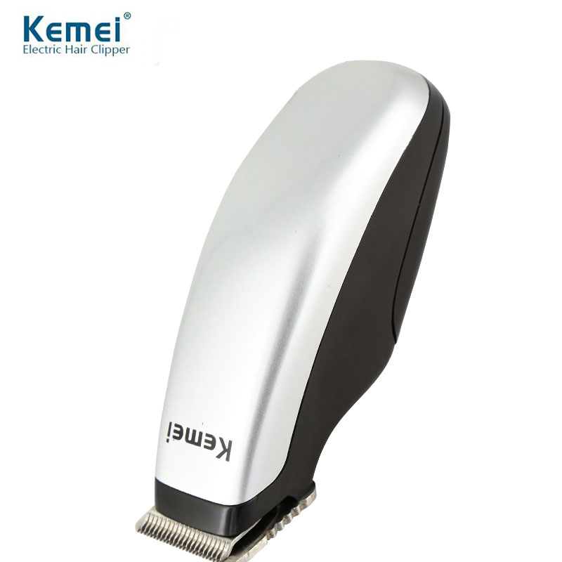 KM-666 Electric Hair Clipper Dry Battery Hair Trimmer Hair Styling Tool Cutting Beard Trimmer Machine for Shaving Family Use