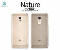 100 Original Nillkin Brand Nature Series Ultra Slim Soft Clear TPU Back Case For Xiaomi Redmi