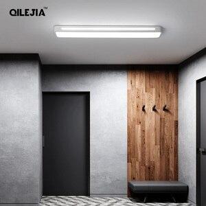 Image 5 - Moderne Led Decke Lichter Für Korridor Balkon für wohnzimmer schlafzimmer restaurant home rechteckigen decke lampe beleuchtung