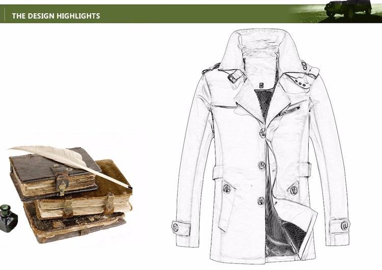 overcoat long