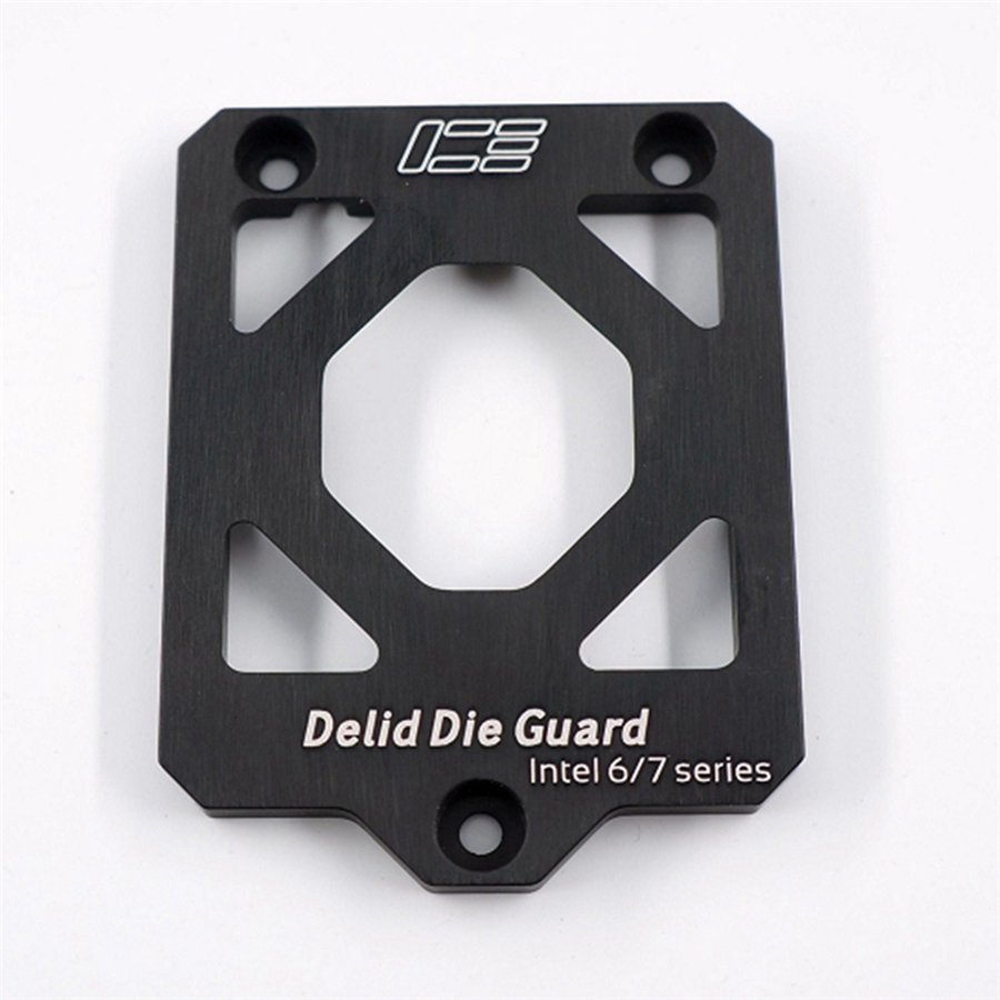 CPU Opener Cover Delid Die Guard Intel 4 6 7 Series 4790K 4770K 6700K 7700K цена