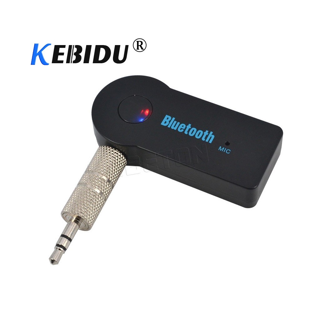 kebidu bluetooth aux mini audio receiver jack. Black Bedroom Furniture Sets. Home Design Ideas