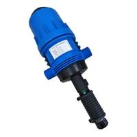Meststof Injector Dispenser Proportioner 0.4%-4% 4C-30C, Water aangedreven Chemische Injector voor Meststof, vee, NE