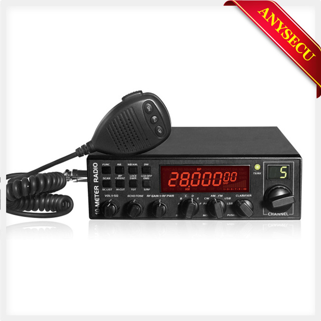 US $1925 0 |2016 new arrival hot sale long distance mobile car radio  anytone AT 5555 am fm ssb cb radio -in Walkie Talkie from Cellphones &