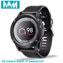 MMN Smart watch T2 IP68 Waterproof Heart Rate Blood Pressure