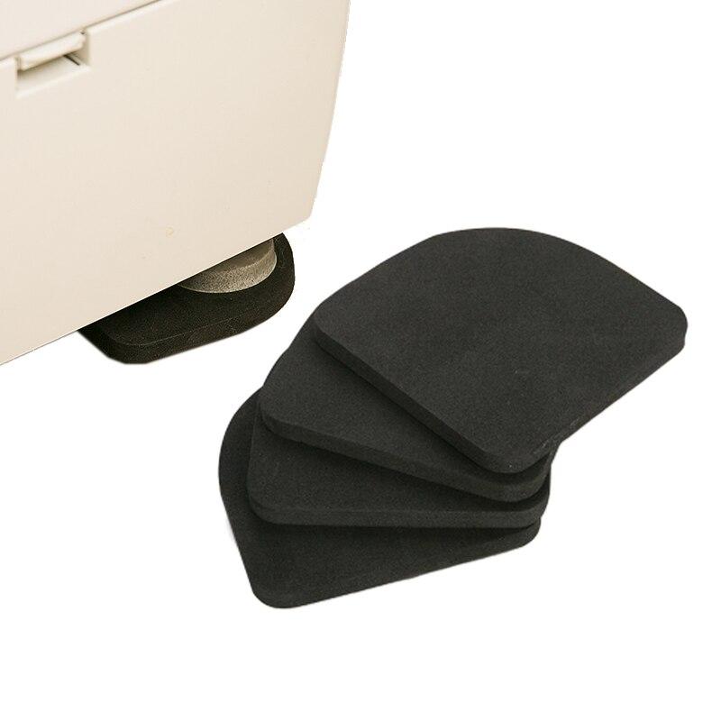 WHISM стиральная машина ударные колодки Нескользящие стулья столы шайба коврики холодильник антивибрационные площадки углу-Care защита