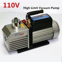 110V/220V High Limit Vacuum Pump Two stage Vacuum Pump 1L/1.5L/2L/4L Air Conditioner Refrigerator Repair Refrigeration Tool