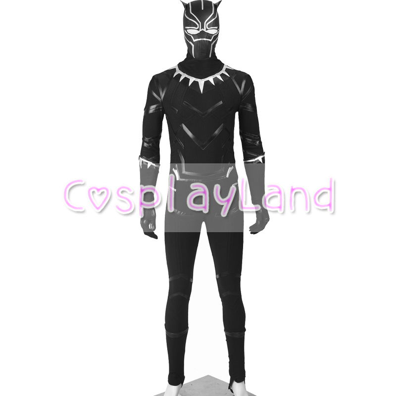 8f76be498a5 aliexpresscom buy black panther costumes adult halloween costume captain  america civil war black panther cosplay helmet