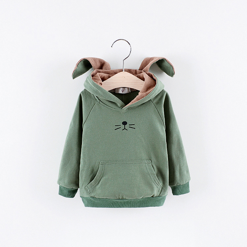 IENENS 0-3Y Kids Child Boy Girl Hoodies Sweatshirts T-shirt Clothes Clothing Baby Toddler Infant Boys Gilrs Hooded Tops Tees