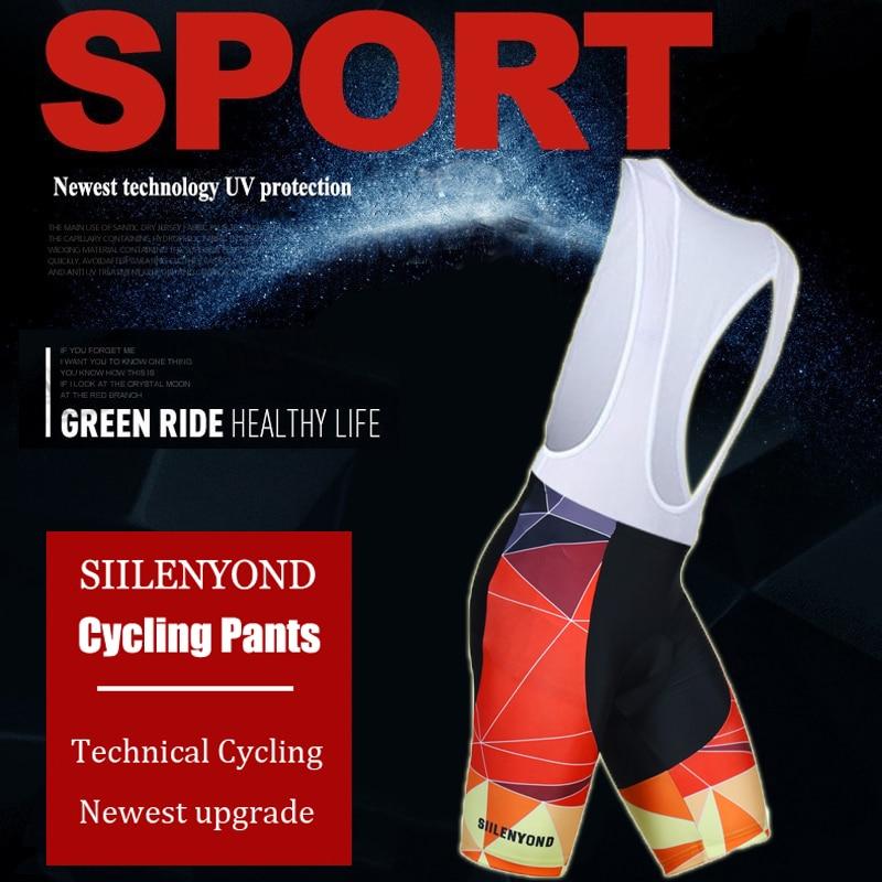 Siilenyond, мужская спортивная одежда, велосипедные шорты, мягкие, дышащие, для верховой езды, mtb, велосипедные шорты с нагрудником, анти-пот, шорты для велосипедистов mtb