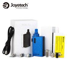 Original joyetech egrip ii vt todo-en-un kit de luz 80 w con 3.5 ml e-jugo de Vape Atomizador y 2100 mAh Batería eGrip 2 e-cig Kit Completo