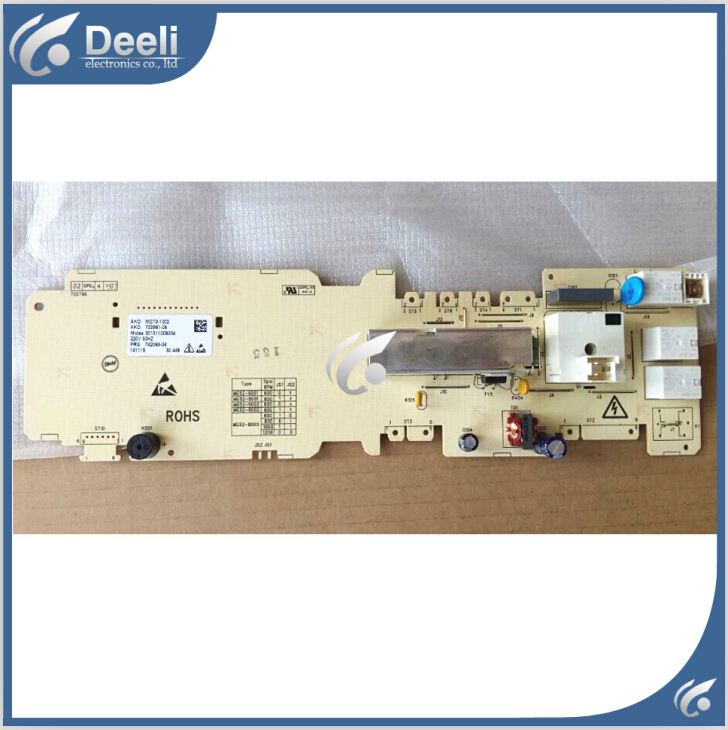 Free shipping 100% tested washing machine motherboard MG52-1002B RG52-1002 301311008016 Computer board цена 2017