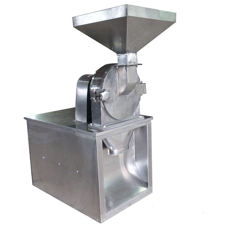 Stainless steel coffee bean grinder miller corn grinder Wheat grinder Series Hammer Mill type machine spices grinder machine