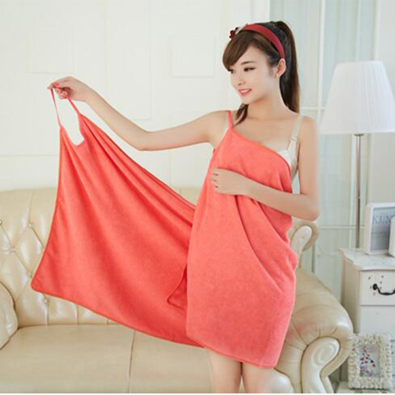 NarwalDate Hot Women Sexy Bathrobe Terry Cotton Microfiber Bath Towel Beach Wear Bath Gown Free Size 150x70cm Free Shipping