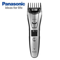 Panasonic Multifunction ER WGB8A Rechargeable Hair Trimmer Stylist Body Device Wet and Dry Beard Whole Bady Wash 100 240V