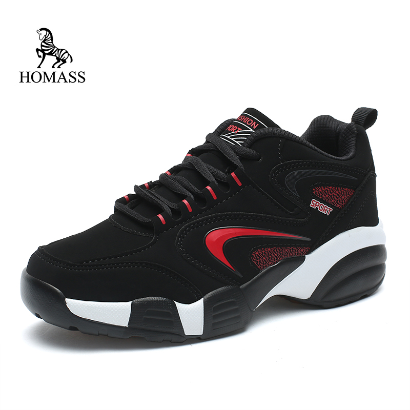 18963e988bbe Homass Men Women shoes summer Thermal Sport Shoes mesh breathable basketball  shoes Sneakers jordan retro Trainers Leather shoes