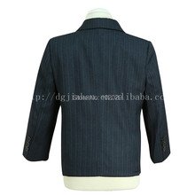 New Regular Solid Flat Suits for Boys Hot Selling !!3 Piece Classic 100% Polyester Light Boys Formal Suit Blazer Jacket