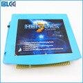 Hot 645 em 1 jogos de arcade placa hero de thestorm 3 jamma gabinete Da Máquina de Jogo PCB 645 Placa Multijogos saída CGA VGA para LCD CRT