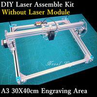 Desktop DIY Laser Engraver Engraving Machine Etcher CNC Picture Printer Assemble Kit Benbox 30X40cm A3 Ultra