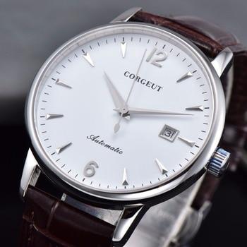 Relogio Masculino Luxury Brand Men Watches calendar sapphire Casual Sport Mechanical Automatic mens fashion wristwatch
