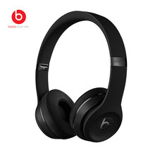 Beats Solo3 Wireless Bluetooth Headphone On-Ear Gaming Headset Music 3.5mm Wired Earphone Hands-free Earphones with Mic(China)
