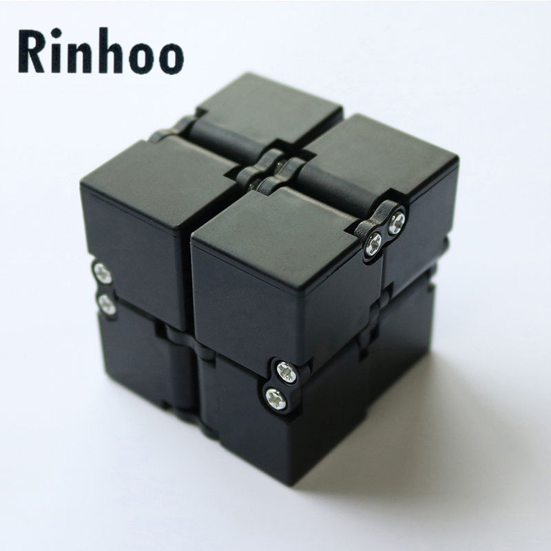 New Trend Creative Infinite Cube Infinity Cube Magic Fidget cube Office flip Cubic Puzzle anti stress reliever autism toys ADHD велосипед cube stereo 160 hpa race 27 5 2016