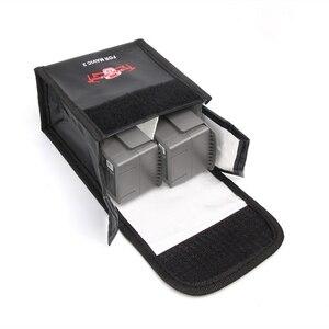 Image 4 - Sunnylife การระเบิด LiPo Safe กระเป๋ากระเป๋าเก็บแบตเตอรี่สำหรับ DJI MAVIC 2 PRO & ซูม Drone