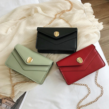 Cross Body Leather Bags 2019 New Summer Fashion Shoulder Bag For Women Messenger Bags Mini Famale Sequined Black Red Small Flap цена в Москве и Питере