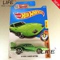 Бесплатная Доставка Hot Wheels 69-й dodge charger daytona Модели Автомобилей Металла Diecast Автомобилей Коллекция Детские Игрушки Автомобиль Дети Juguetes