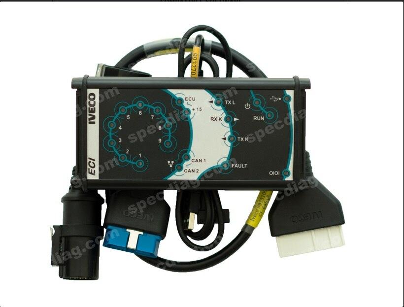 DIAGNOSTIC KIT (ECI) ForIVECO стереоусилитель electrocompaniet eci 6 ds
